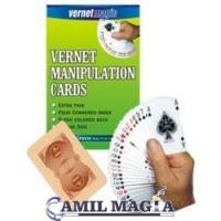 Vernet Manipulation cards by Vernet Magic