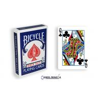 Baraja de Forzaje 52 Iguales (Reina de Trebol) Bicycle