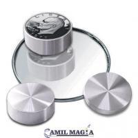 Caja Boston con Macizo Aluminio 1 dolar por Camil Magia