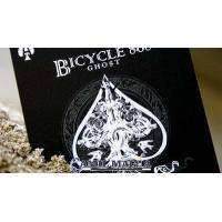 Baraja Ghost Bicycle Negra (Segunda Edición) por Ellusionist