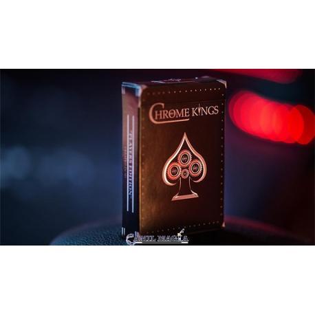 Baraja Chrome Kings (Edición Jugadores)