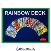 Baraja Arcoiris (Tamaño Bridge) por Premium Magic