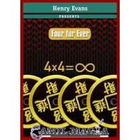 Cuatro para Siempre (incluye DVD) por Henry Evans