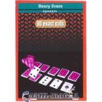 Los Diez Cortes Exactos por Henry Evans