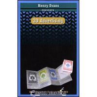 Publicidad 3D por Henry Evans