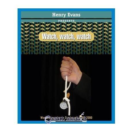 Reloj en la Cuerda por Henry Evans