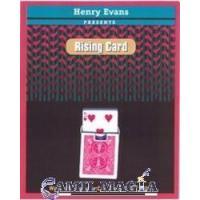 Rising Card por Henry Evans