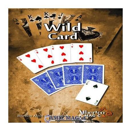 Wild Card (Bicycle) por Alberico Magic