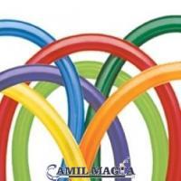 Globos Q260 Carnival (100 unidades)