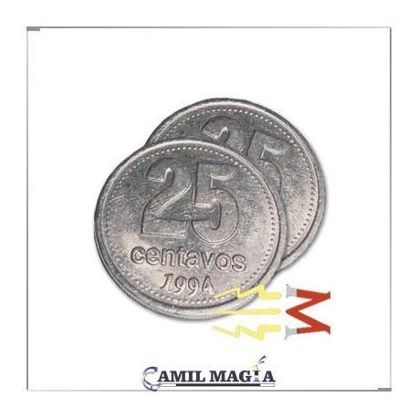 Cascarilla Expandida 25c Magnetizable por Camil Magia