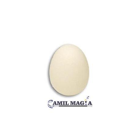 Huevo Blanco Goma Espuma por Formas Magicas