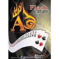 Carta Flash por Alberico Magic