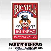 Baraja Fake 'N' Genious (Bicycle)