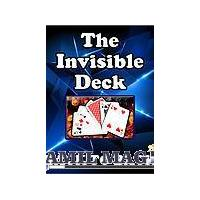 "The Invisible Deck ""Back to Back"" (Cartas Semi Jumbo) por Fred Karis"