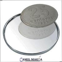 Moneda Doble Cara 25c por Camil Magia