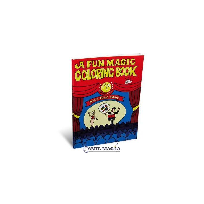 Libro de Colores por Royal Magic - Tienda Camil Magia