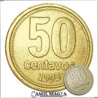 Coin Jumbo 50c Simil Oro by Camil Magic